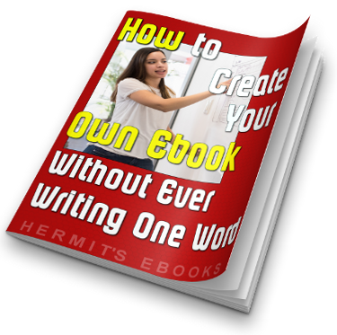 How To Create An Ebook Without Writing One Word