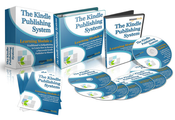 Complete Kindle Publishing System