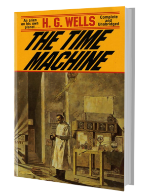 The Time Machine (by H G Wells)